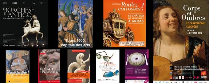 Quelques expositions transportées en 2012