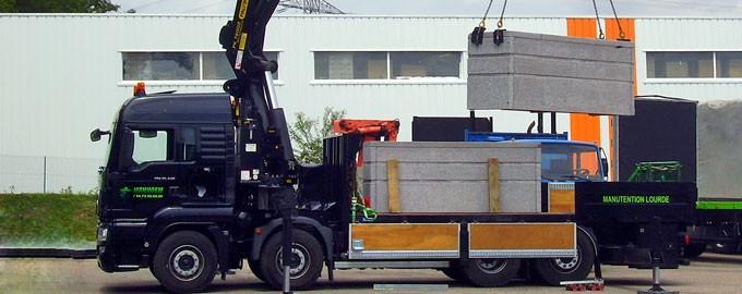 Instalación de mobiliario urbano