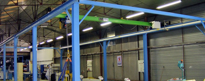 Fabrications métalliques associées