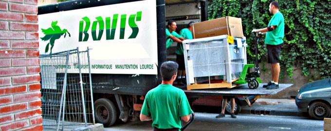 Livraison-installation ou reprise de produits partout en France