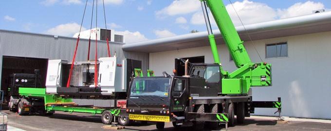 Entreprise de manutention levage pour les professionnels de l'Énergie en Ile de France et partout en france