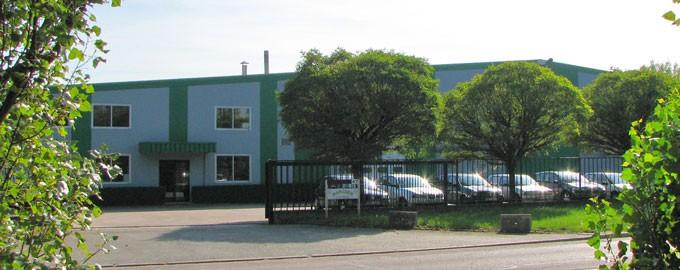 Un entrepôt à Trappes, facile d'accès