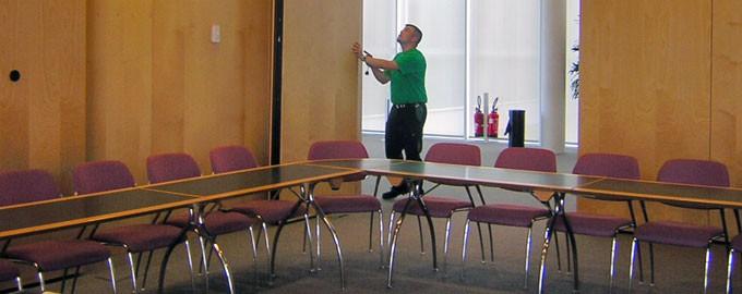 Establecimiento de reuniones