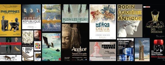 Quelques expositions transportées en 2013