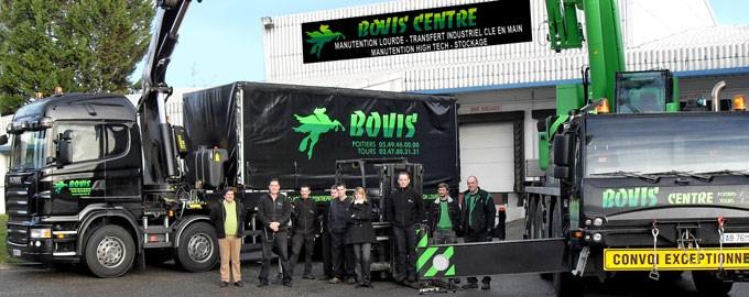 Bovis Centre à Poitiers et Civaux (86)