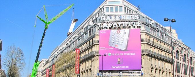 Livraison / installation ou reprise d'escaliers mécaniques partout en France