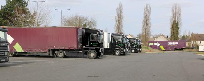 Des véhicules modernes adaptés à tous types d'accès