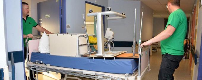 Transfert d'hôpitaux
