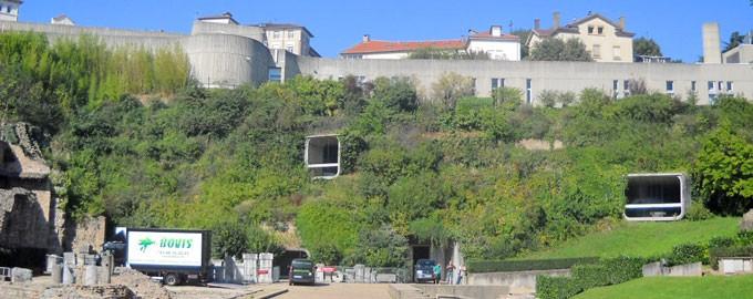 Nos références : Musée Gallo Romain de Fourvières