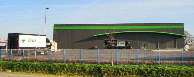 Un entrepôt de 3000m², facile d'accès, adapté à vos stocks