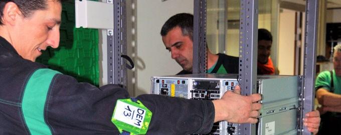 Démontage, remontage et mise en service d'équipements industriels en région parisienne et en France