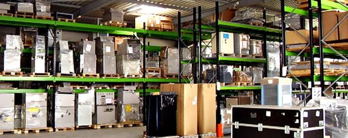 Un entrepôt à Strasbourg de 2200m², facile d'accès, adapté à vos stocks
