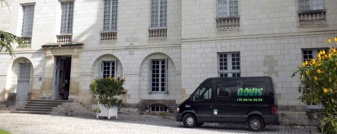 Museum of Fine Arts in Tours