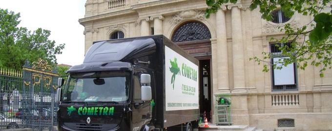 Museum of Fine Arts in Bordeaux