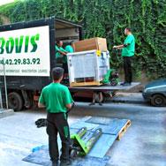 Livraisons : logistique de distribution