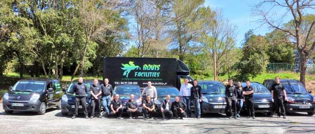 bovis Facilities