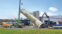 Transfert industriel Cometra Charente Maritime