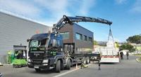 Manutention machine Outil en Charente COMETRA