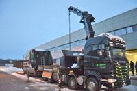 Transport spécialisé par Bovis Transports