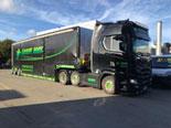 Transport en camion spécialement équipés à Paris et en Ile de France