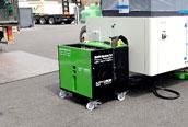 Mouver électrique pour manutention lourde Bovis transports
