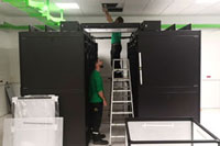 Installation de data center en Ile de France par Marchal Technologies