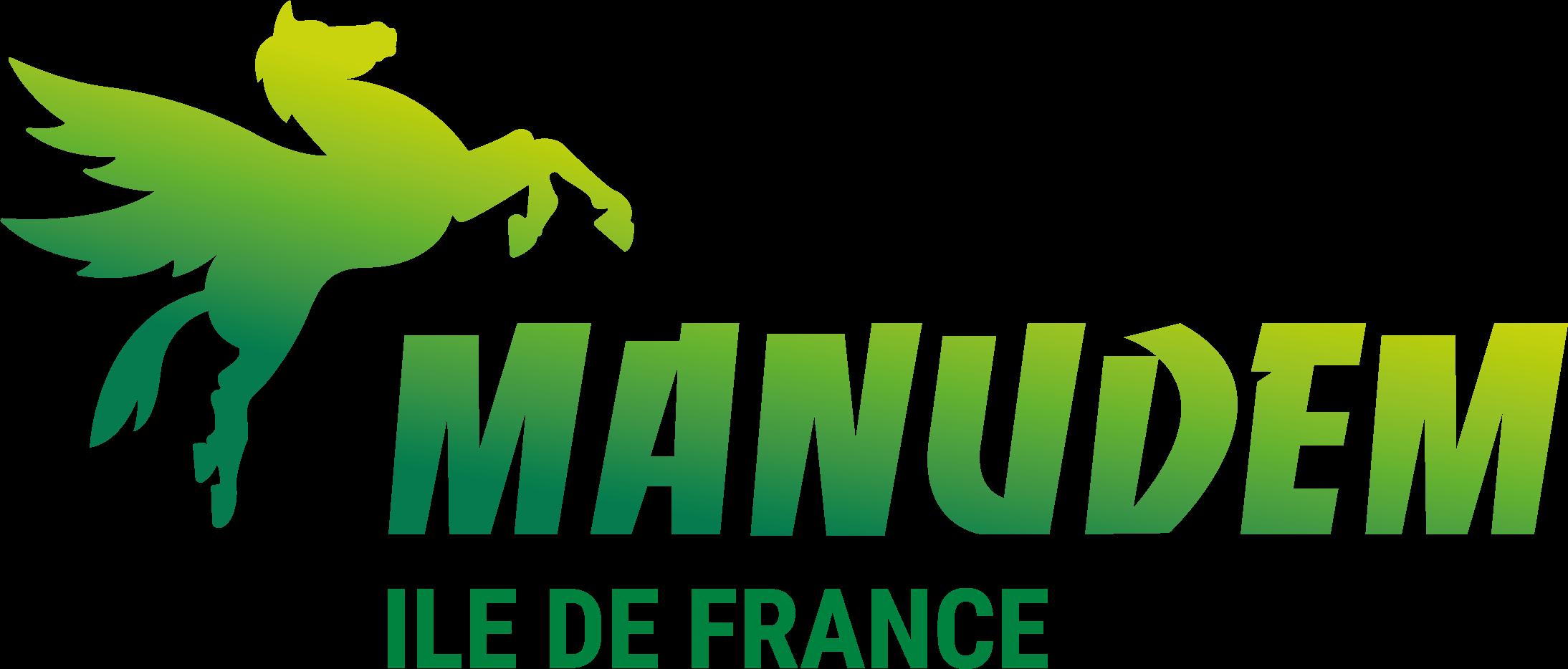 Logo Manudem Ile de France à coté de Paris