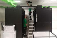 Manutention de data Center en Ile de France par Marchal technologie