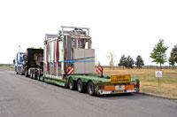 Transport spécialisé en Ile de France par Stmo