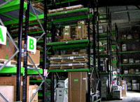 Stockage et logistique Groupe BOVIS