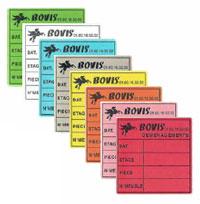 Etiquetage spécifique Groupe BOVIS