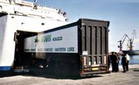 Transfert international Groupe BOVIS