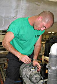 Maintenance industrielle Groupe BOVIS