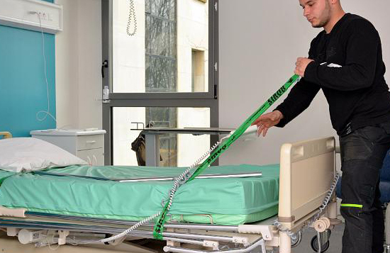 Transfert médical clé en main BOVIS