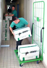 Transfert administratif Groupe BOVIS
