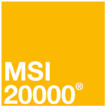 certification MSI 20000