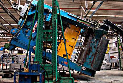 Manutention lourde, levage, grutage de machine outil en Ile de France par l'agence STMO