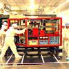 Prestations BOVIS à l'usage des salle blanche et semiconducteur