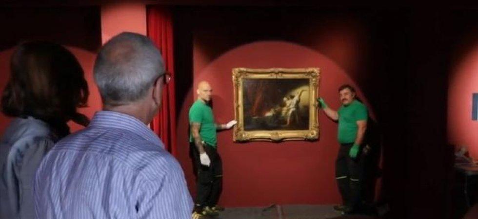 Exposition Fragonard Groupe BOVIS