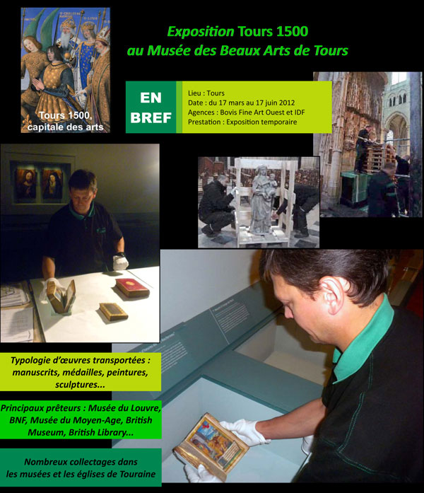 Exposition Tours 1500