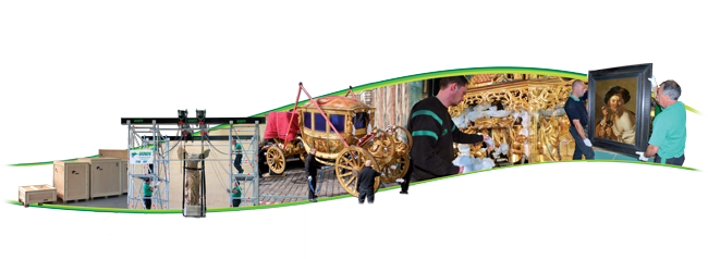 Transport et manutention d'objet d'art Bouches du Rhône