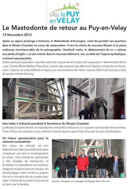 Groupe D Art  Ville Le Puy En Velay